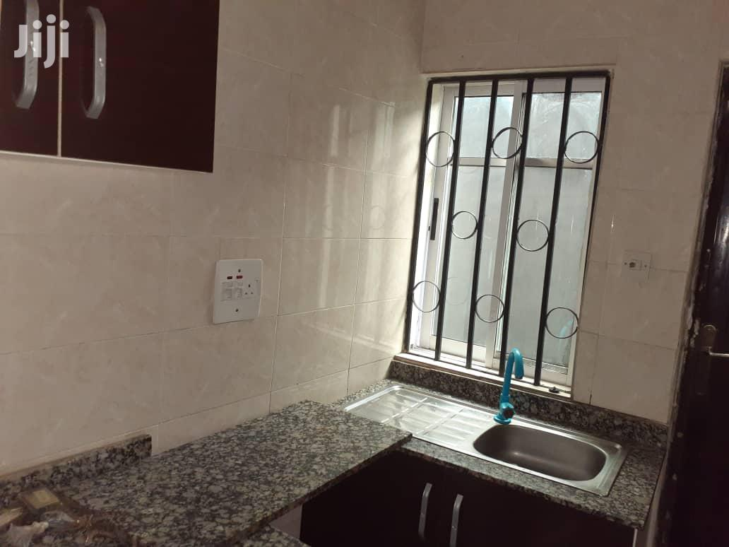 To Let 2 Bedroom Flat Newly Built | Houses & Apartments For Rent for sale in Ifako-Ijaiye, Lagos State, Nigeria
