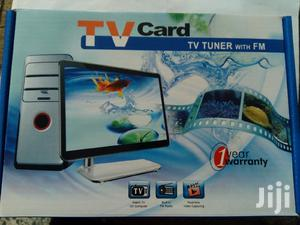 PCI TV Tuner Card Withfm | TV & DVD Equipment for sale in Lagos State, Ikeja