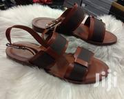 Italian Brands Pure Leather Sandals for Men | Shoes for sale in Lagos State, Lagos Island