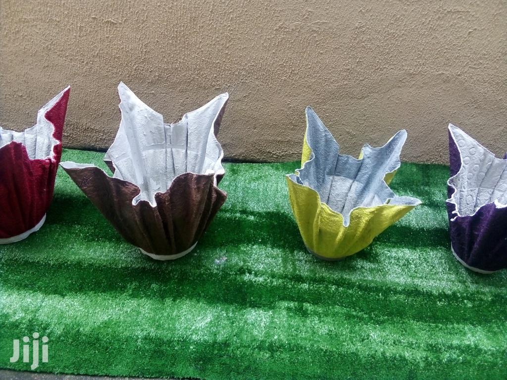 Large Ceramics Flower Vase Planter For Sale