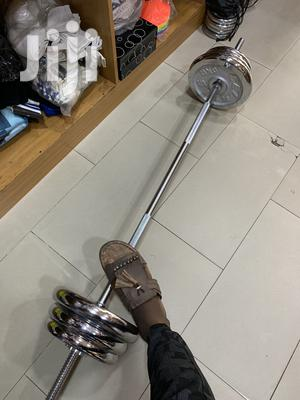 50kg Barbell | Sports Equipment for sale in Abuja (FCT) State, Katampe