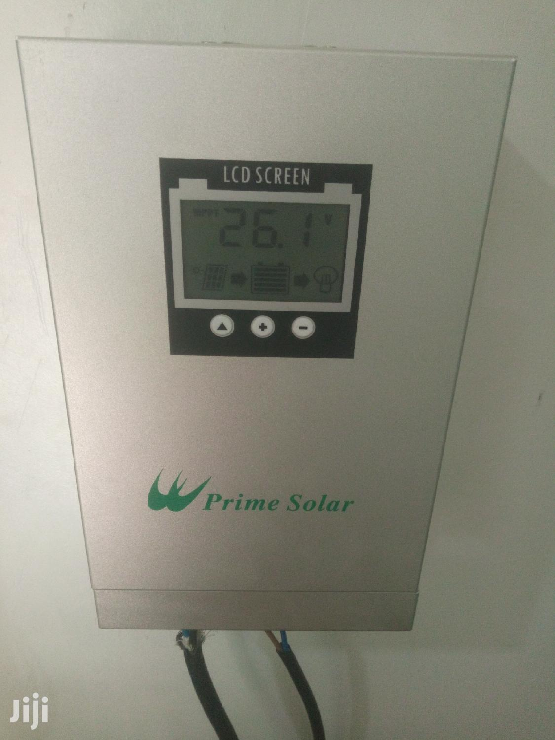 60A/12,24,36,48V MPPT Solar Charge Controller