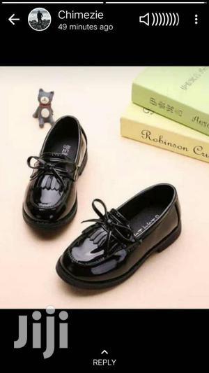 Black Dress Shoe for Boys   Children's Shoes for sale in Lagos State, Lagos Island (Eko)