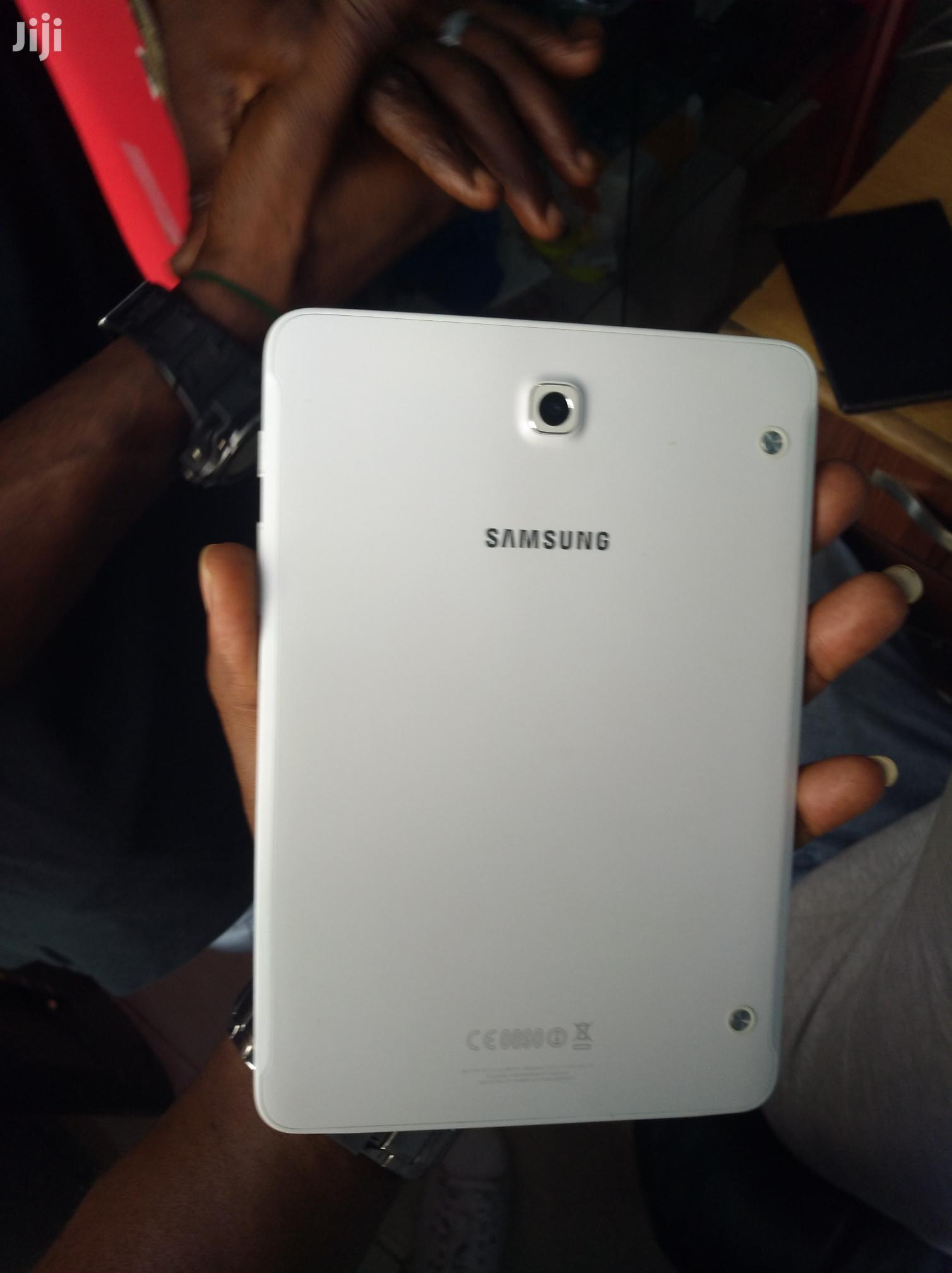 Samsung Galaxy Tab S2 8.0 32 GB White | Tablets for sale in Ikeja, Lagos State, Nigeria
