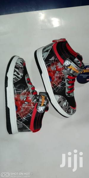 Spiderman Canvas Sneakers For Boys | Children's Shoes for sale in Lagos State, Lagos Island (Eko)