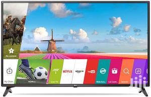 LG 108 Cm (43 Inches) Full HD LED Smart TV   TV & DVD Equipment for sale in Lagos State, Ikeja