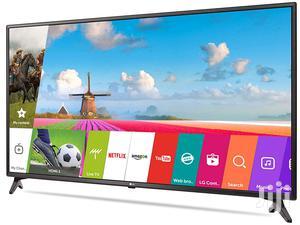 LG 49 Inch Full HD 1080p Smart LED TV | TV & DVD Equipment for sale in Lagos State, Ikeja