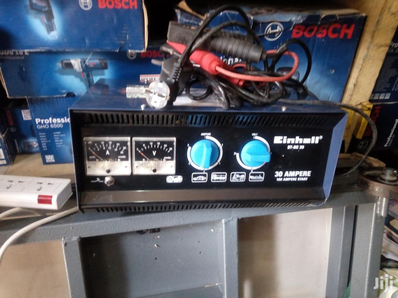 Archive: Battery Charger