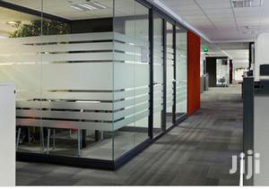 Frameless Tampered Glass Partition   Furniture for sale in Abuja (FCT) State, Dei-Dei
