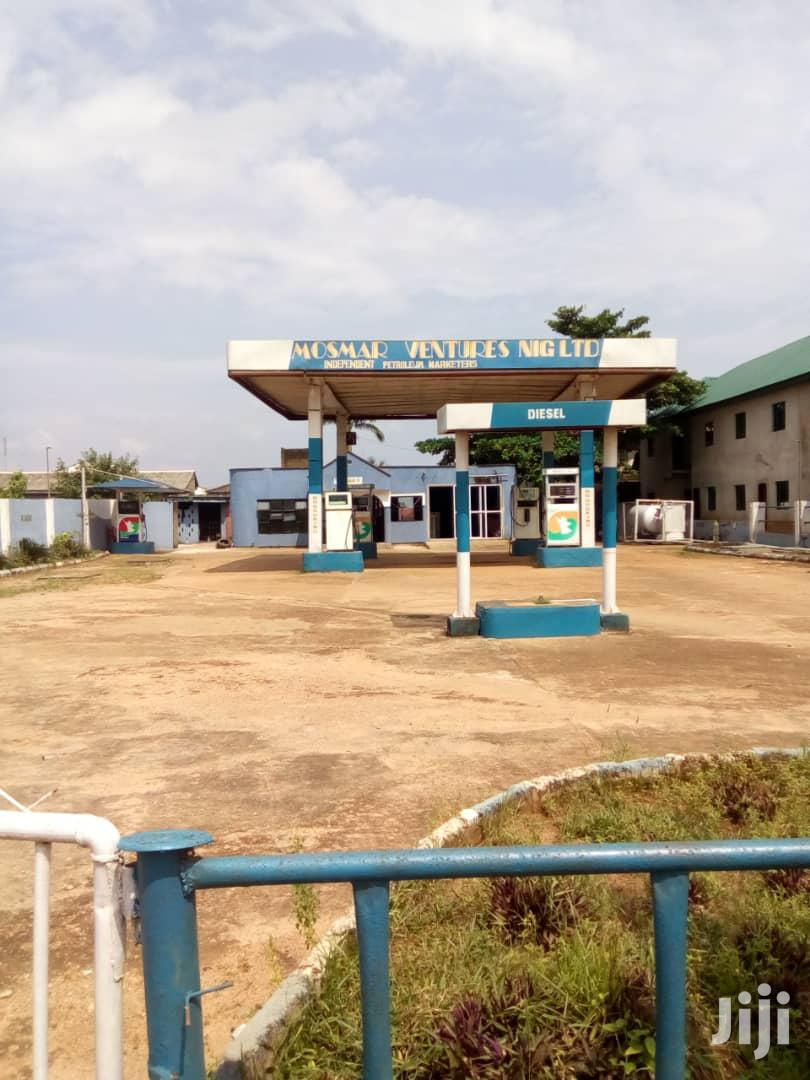 Archive: For Lease. A Functional Filling Station@Ayobo, Lagos