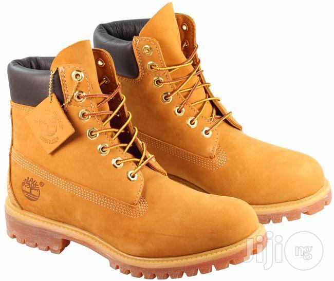 Archive: Timberland Men's 6-inch Waterproof Boot Brown
