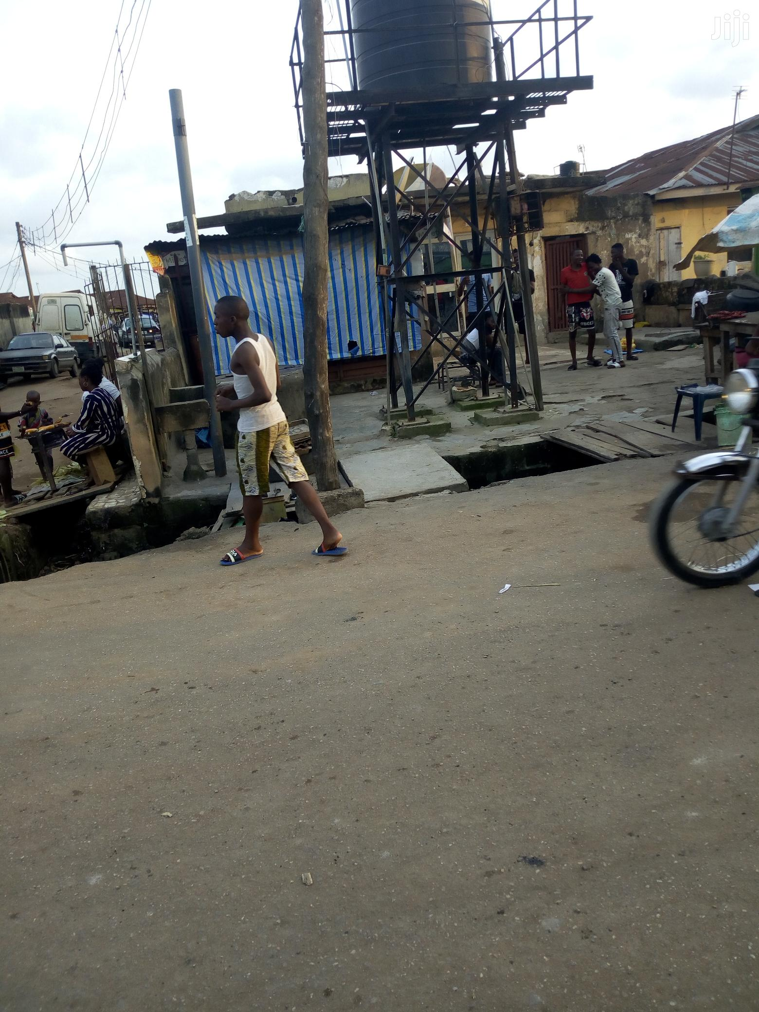 Archive: Distress Sale, Dry Land Of 520sqm At Bariga New Garage For 12m