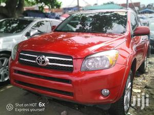 Toyota RAV4 2008 Red   Cars for sale in Lagos State, Apapa