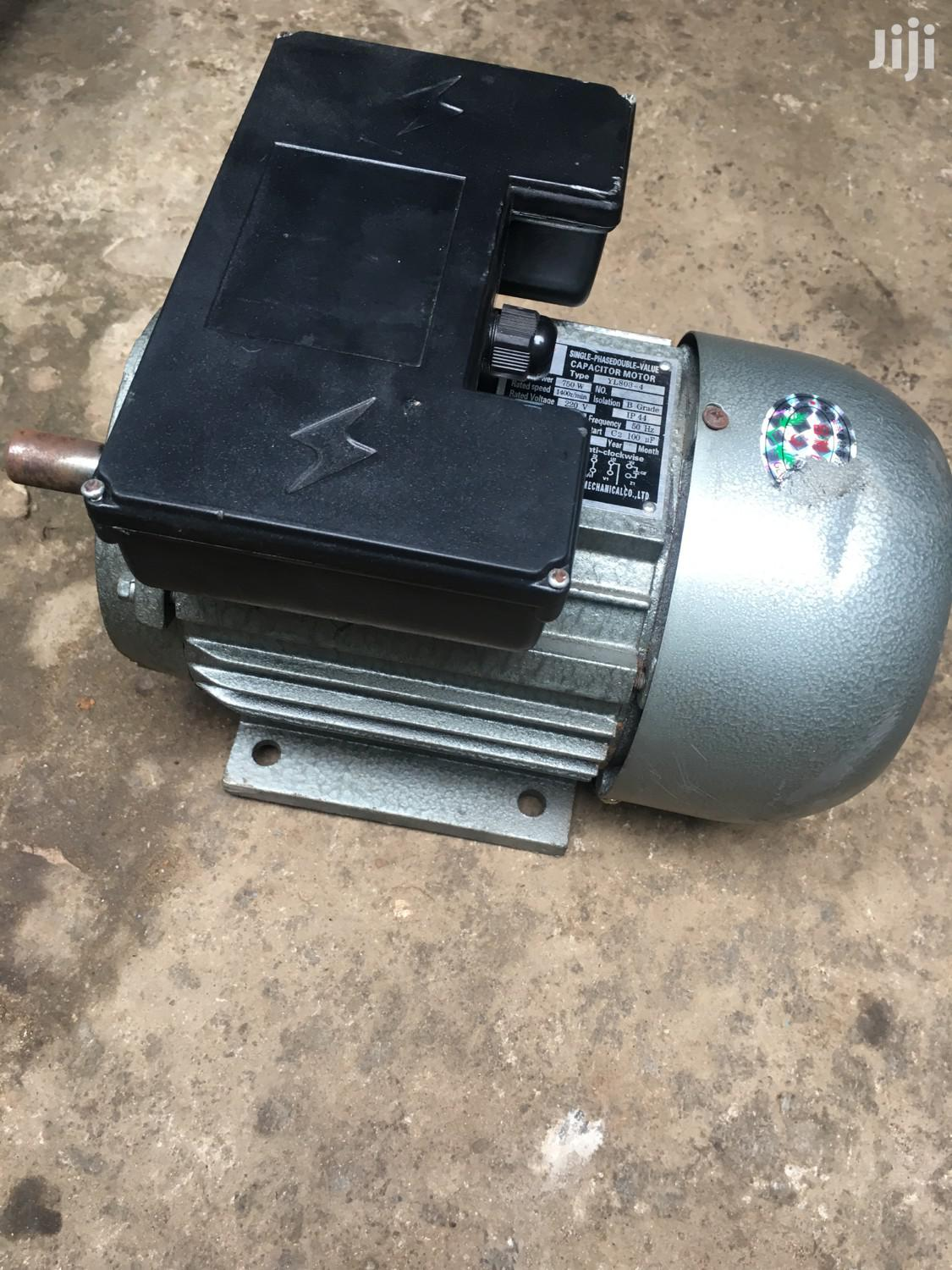Archive: Electric Motor 1HP
