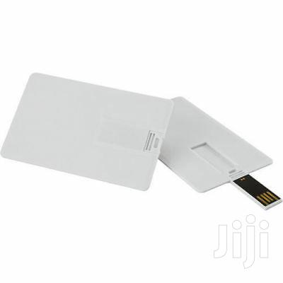 Custom Business Card USB Flash Drive | Computer Accessories  for sale in Ifako-Ijaiye, Lagos State, Nigeria
