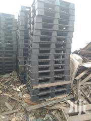 Black Rubber Pallets Very Strong And Clean | Building Materials for sale in Lagos State, Agege
