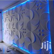 3d Wall Panel in Gypsum Frame With Lighting   Home Accessories for sale in Abuja (FCT) State, Wuse