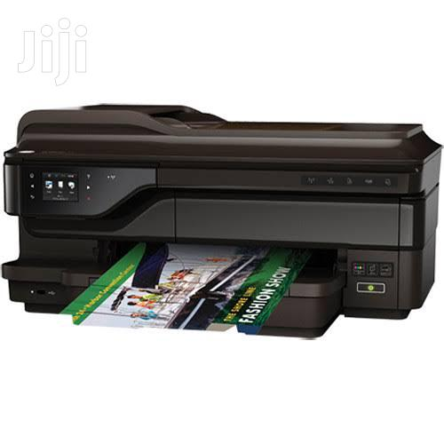HP Officejet 7612 Wide Format E-All-In-One Printer | Printers & Scanners for sale in Ikeja, Lagos State, Nigeria