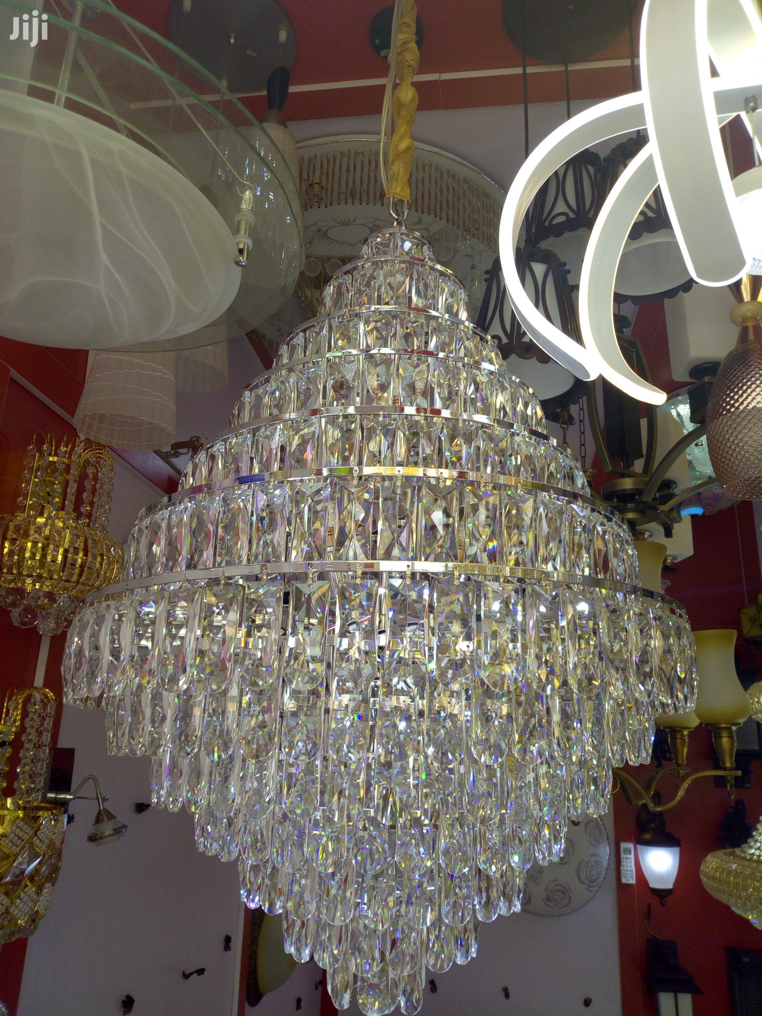 Cristal Dropping Chandeliers