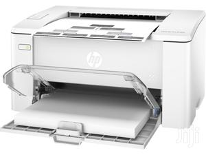 HP Laserjet PRO M102A Printer (G3Q34A)   Printers & Scanners for sale in Lagos State, Ikeja