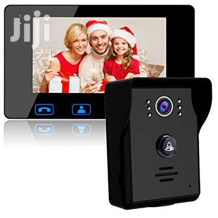 Security System Video Door Phone | Home Appliances for sale in Ikeja, Lagos State, Nigeria