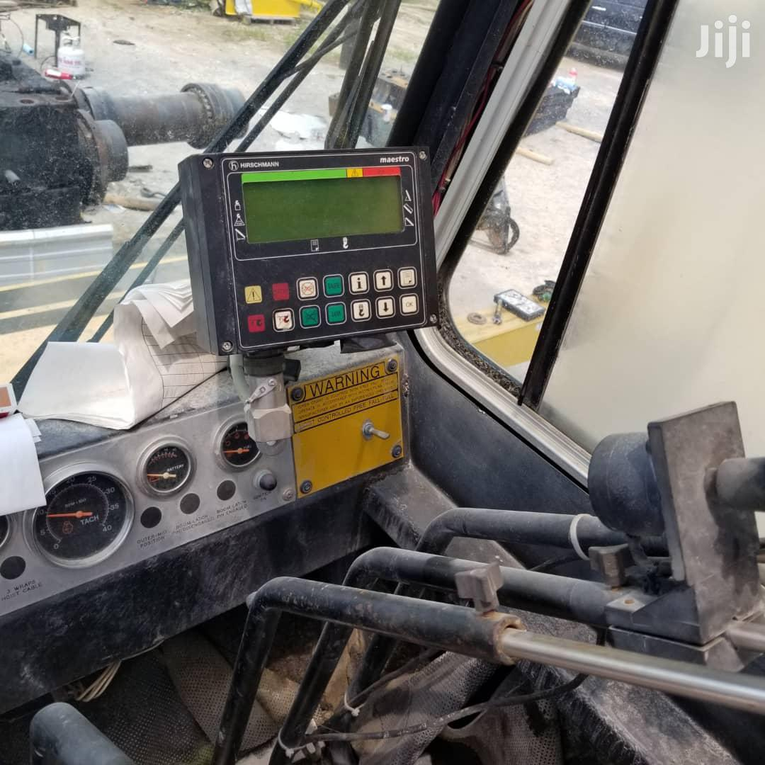 80tons Grove Crane Truck With LMI Systems | Trucks & Trailers for sale in Surulere, Lagos State, Nigeria