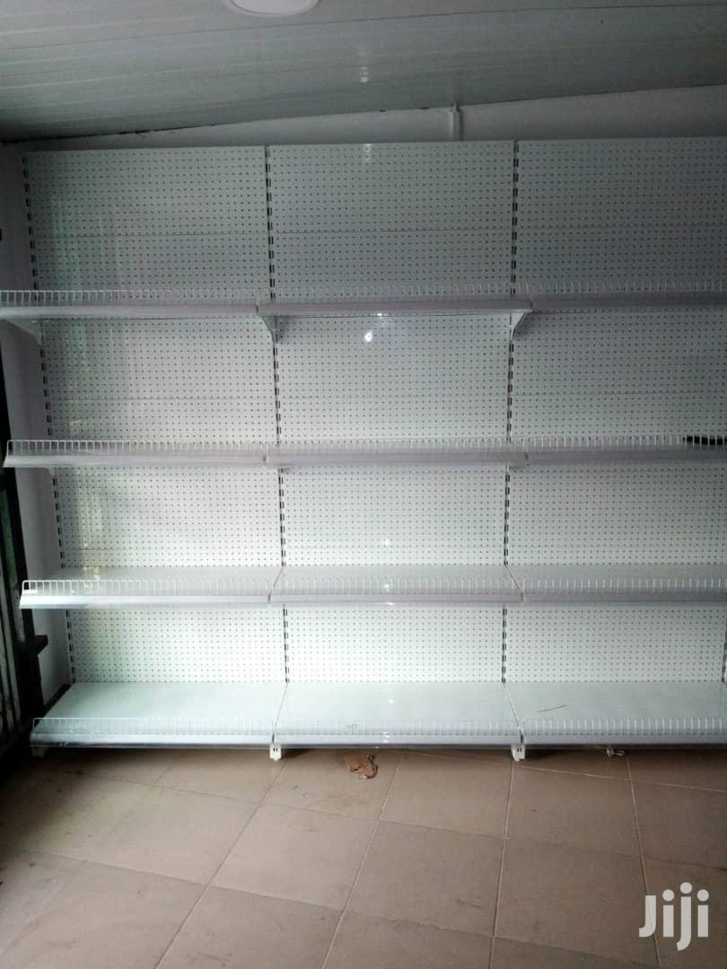 Give Away Price Brand New Single Sided Supermarket Display Shelves | Store Equipment for sale in Lagos State, Nigeria