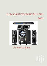 Djack DJ 703A Bluetooth Sound System With DVD Player | Audio & Music Equipment for sale in Lagos State, Amuwo-Odofin