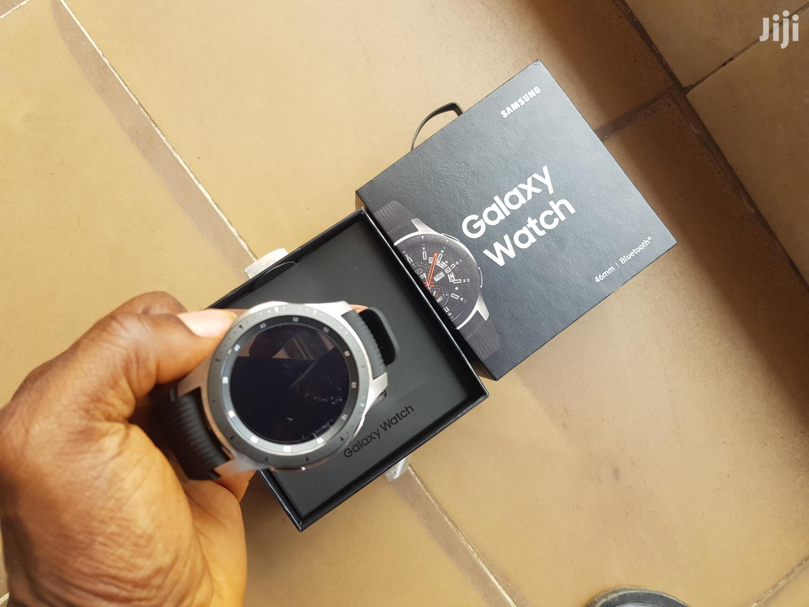 Samsung Galaxy Watch For Sale | Smart Watches & Trackers for sale in Ibadan, Oyo State, Nigeria