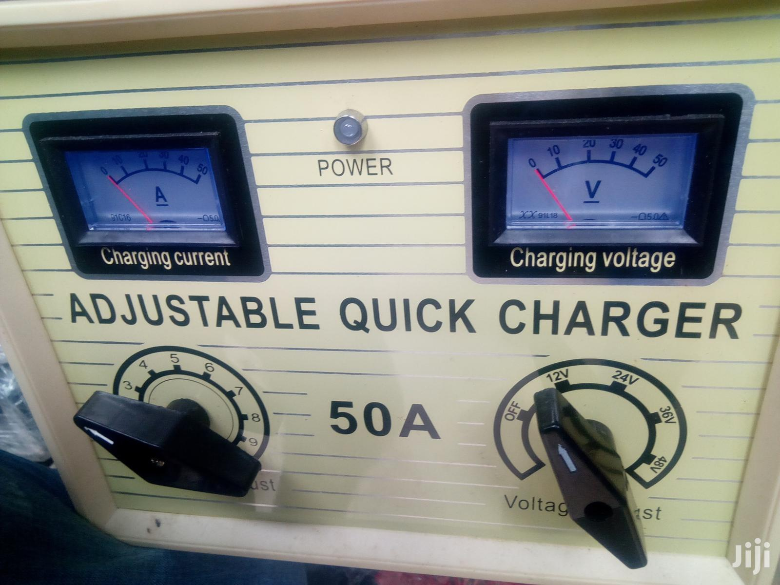 Battery Charger Machine