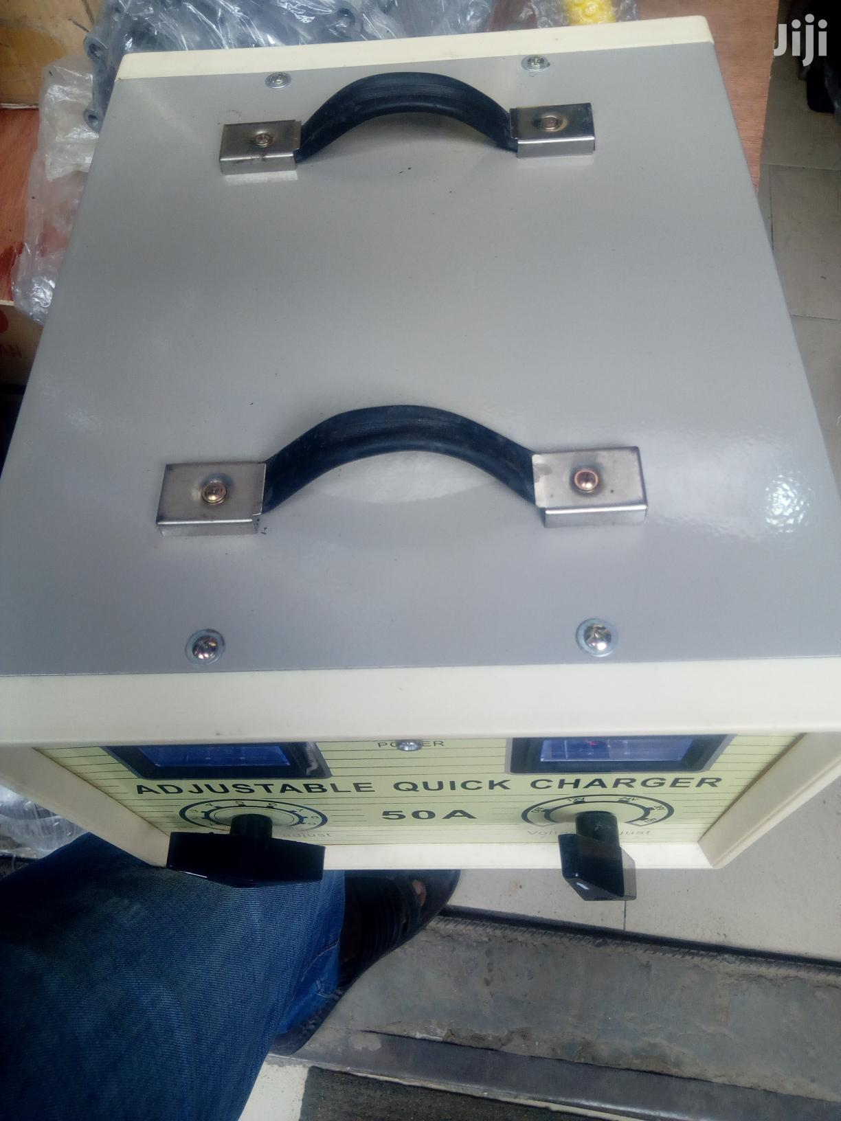Battery Charger Machine | Electrical Equipment for sale in Ojo, Lagos State, Nigeria
