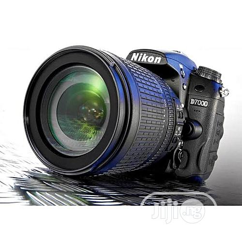 Archive: Nikon D7000 Camera With 18 - 105mm Lens