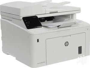 HP Laserjet Pro M227fdw Black-And-White All-In-One Printer | Printers & Scanners for sale in Lagos State, Ikeja