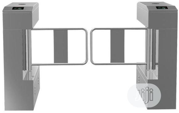 Swing Gate Full Automatic Traffic Barrier Turnstile BY HIPHEN SOLUTION