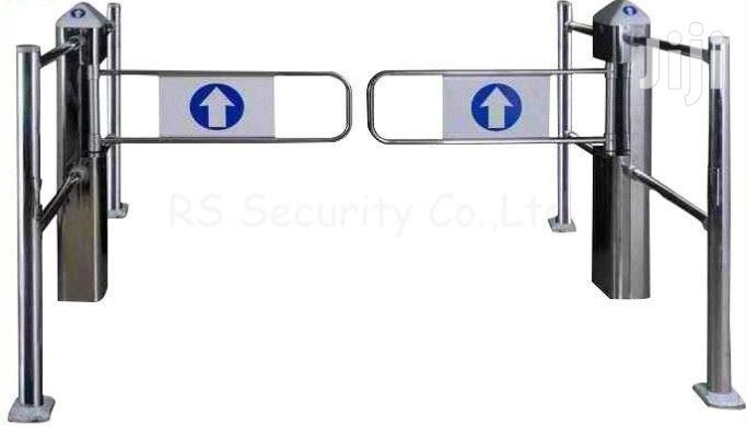 Hotel Full Automatic Swing Gate Barrier BY HIPHEN SOLUTIONS
