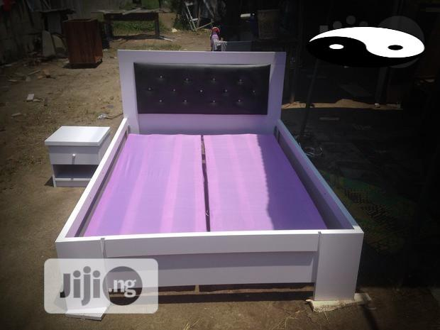 Available Bed Frame 4/5 by 6