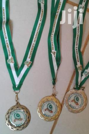 Medal With Print   Arts & Crafts for sale in Rivers State, Port-Harcourt