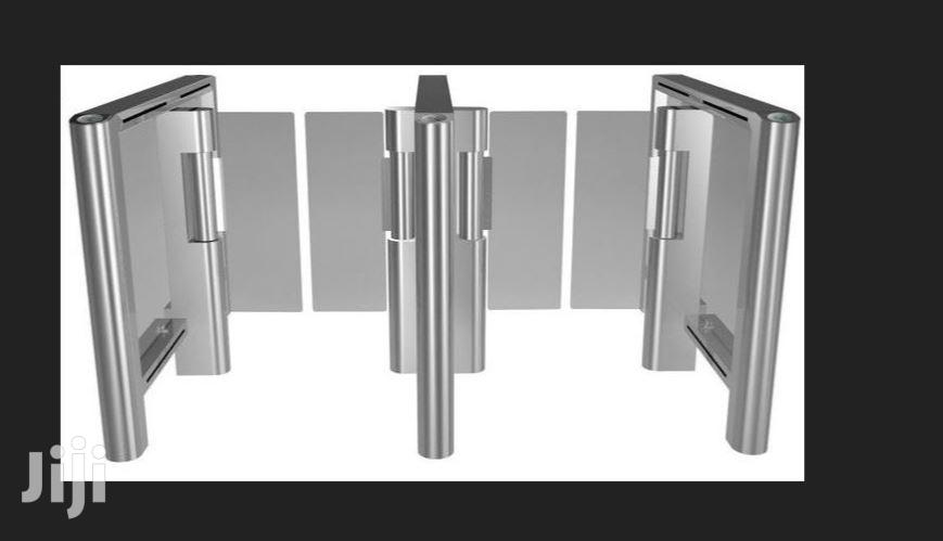 Swing Gate Barrier Automatic Stainless By Hiphen