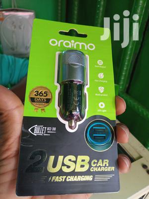 Oraimo OCC-31D 2USB Fast Car Charger   Vehicle Parts & Accessories for sale in Lagos State, Ikeja