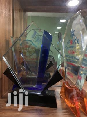 Crystal Award Plaque   Arts & Crafts for sale in Lagos State, Lekki