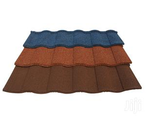 Quality Waji Roman Stone Coated Roofing Tiles   Building Materials for sale in Lagos State, Ibeju