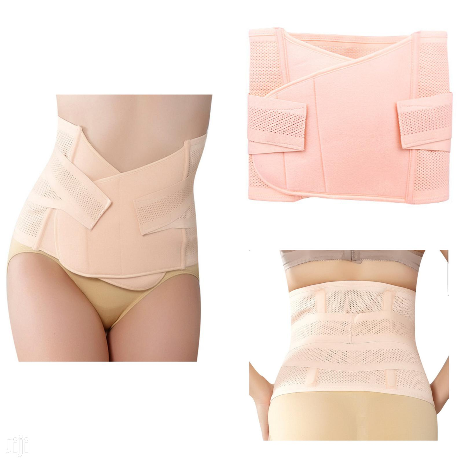 Postpartum/Nursing Mom Waist Tummy Trainer/ Girdle Belt | Clothing Accessories for sale in Ikeja, Lagos State, Nigeria