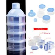 4 Compartment Baby Milk Container | Baby & Child Care for sale in Lagos State, Ikeja