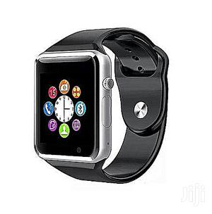 Generic A1 Bluetooth Smart Watch   Smart Watches & Trackers for sale in Lagos State, Ikeja