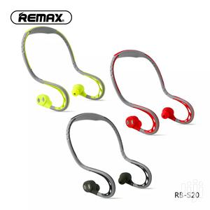 S20 Bluetooth Headset Portable Fashion IP4X Waterproof Level Sports   Headphones for sale in Lagos State, Ikeja