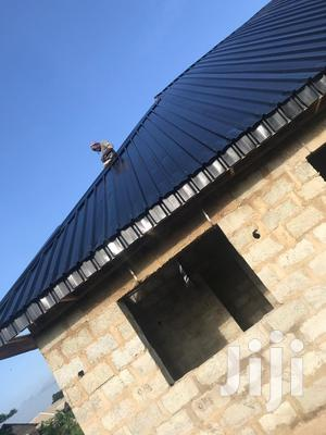 Long Span Black Roofing Sunrise 002 | Building & Trades Services for sale in Lagos State, Agege