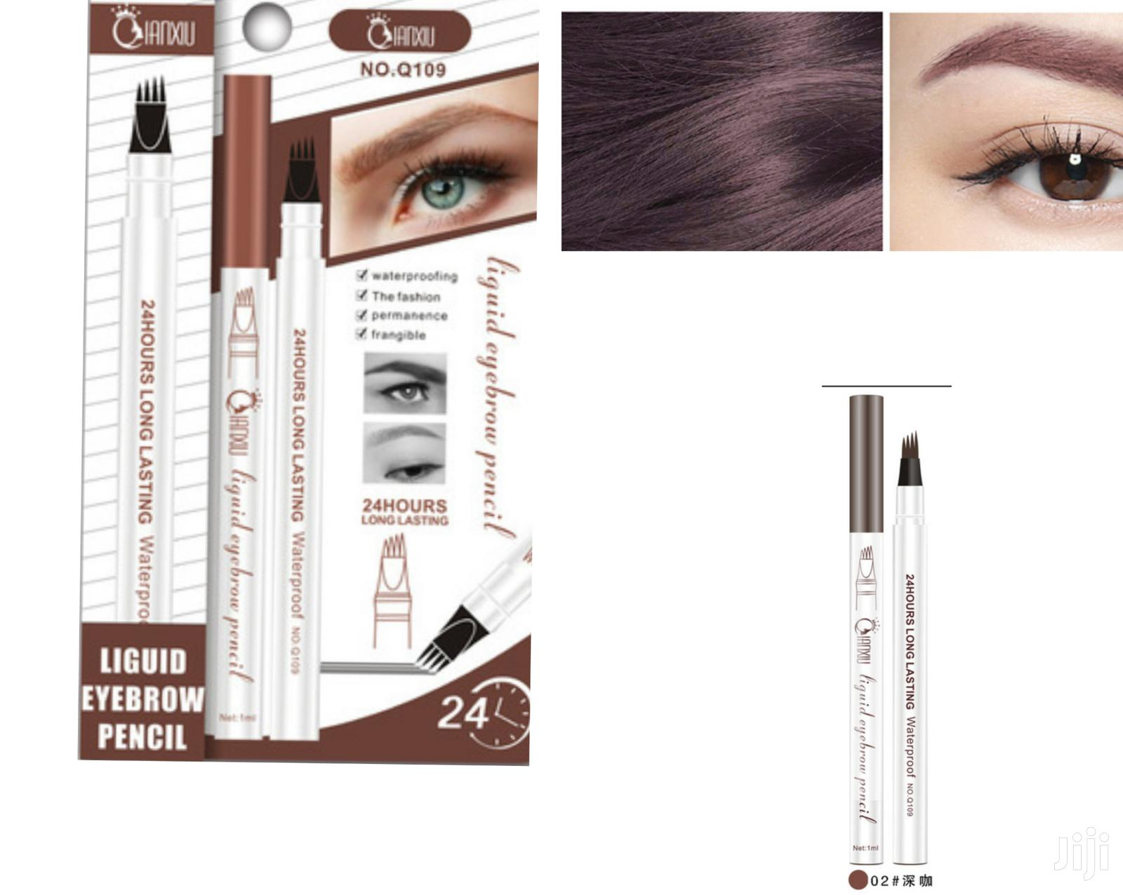 Archive: Eyebrow Tattoo 4 Head Fine Liquid Waterproof Pen