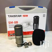 Takstar SM 8B Condenser Microphone | Audio & Music Equipment for sale in Lagos State, Ojo