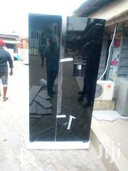 Hisense Side By Side 514liters Black Mirror Door   Kitchen Appliances for sale in Lagos State, Ojo