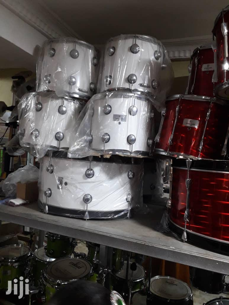 Archive: Professional Marching Drum Set